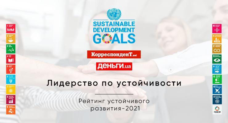 Рейтинг устойчивого развития-2021