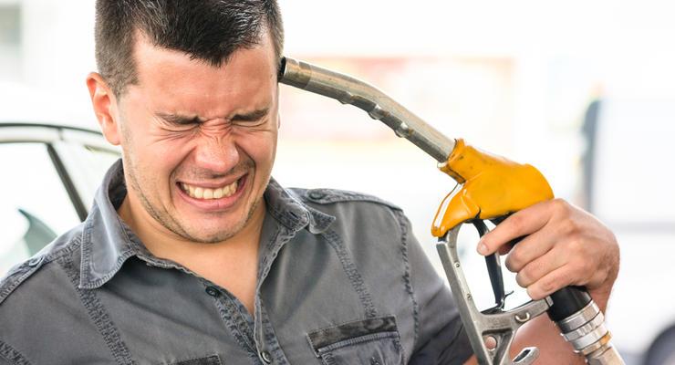 АЗС снова могут поднять цены на бензин в Украине, — Минэкономики
