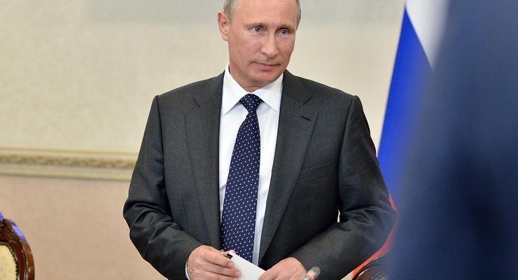 """Первая нитка """"Северного потока - 2"""" уже готова, — Путин"""