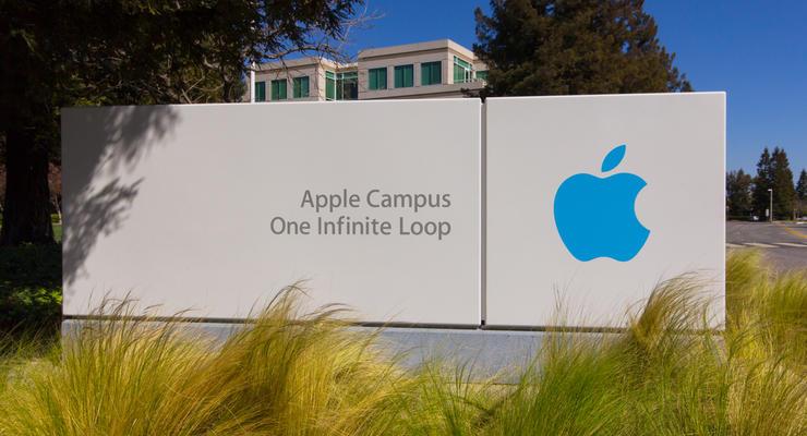 Apple откроет свой первый офис в Украине