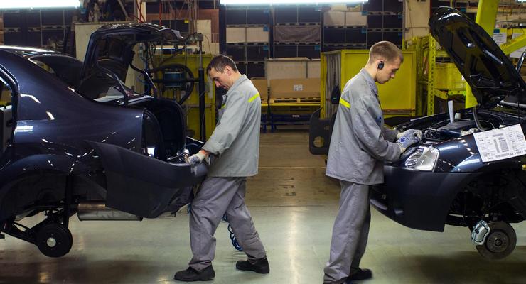 Производство машин в Украине выросло в 8 раз: Какие автомобили собирают