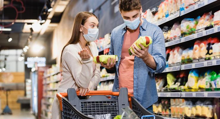 Украинские производители подняли цены на продукты на 30%