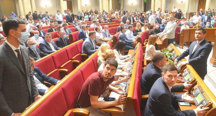 Рада поддержала реструктуризацию долгов тепловиков