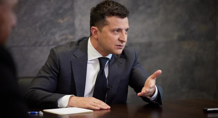 """Зеленский назвал главное условие для запуска """"Северного потока - 2"""""""