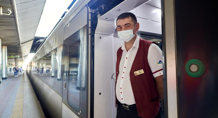 """""""Киев-Тернополь"""": УЗ назначила новый скоростной поезд"""