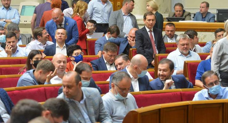 Налоги в Украине поднимут: Рада поддержала законопроект