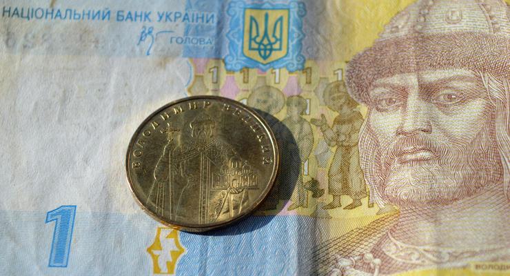 Украинскую монету номиналом 1 гривна продают за тысячи гривен: Как она выглядит