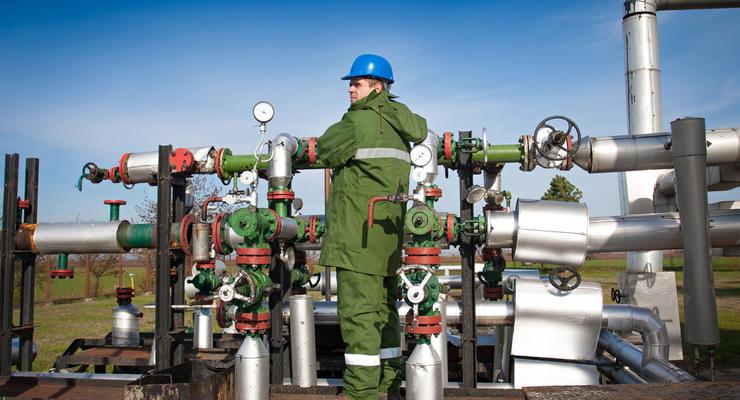 Цена на газ в Европе подскочила до $464 за тысячу кубометров