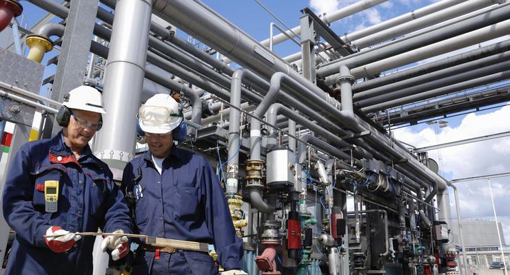 Импорт газа в Украину вырос более чем в 10 раз