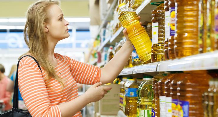 Украинское подсолнечное масло в Чехии продают в два раза дешевле: Фото