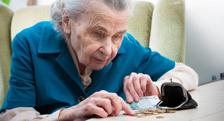 Средняя пенсия в Украине выросла на 54 грн, — ПФУ