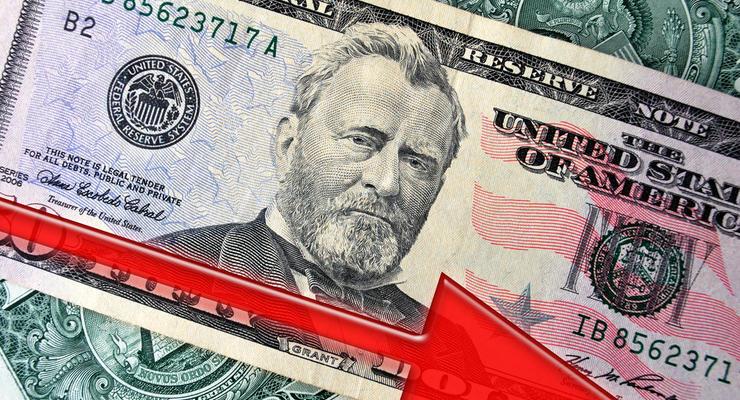 Курс валют на 19.07.2021: Доллар покатился вниз