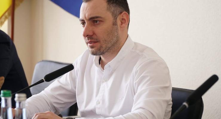 Министр инфраструктуры Украины продал свой бизнес