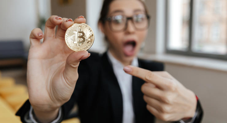 Курс биткоина рухнул ниже $30 тыс.