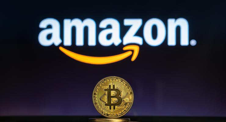 Курс биткоина подскочил из-за Amazon