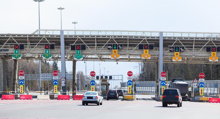 Платные дороги в Украине: сколько водители заплатят за проезд