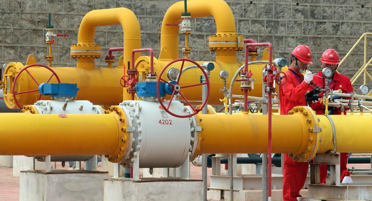 Цена на газ в Европе достигла исторического максимума