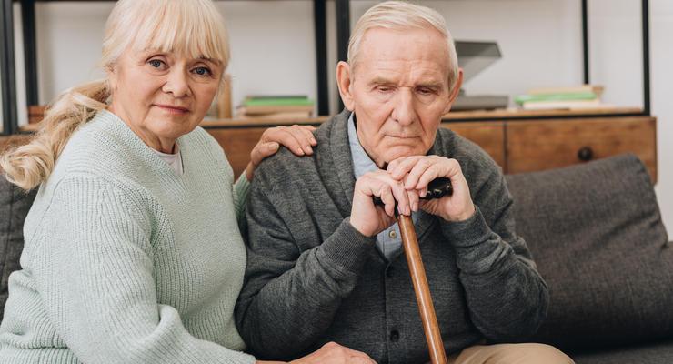 Повышение пенсий в Украине: кому и сколько добавят в августе