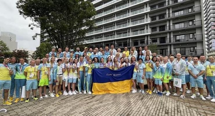 Сколько заработали украинские спортсмены на Олимпиаде в Токио: инфографика