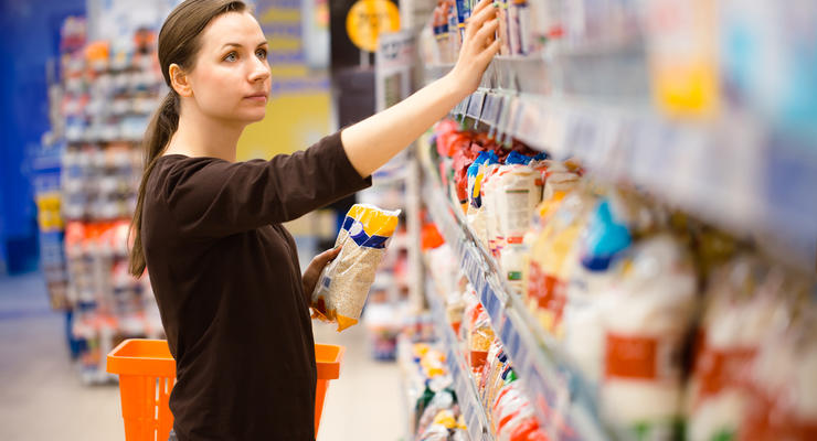 Рост цен на продукты в Украине: что подорожало больше всего
