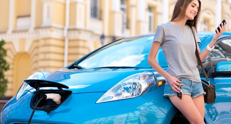 Украинцы скупают новые электромобили: топ-5 марок