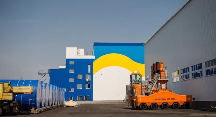 Украинская компания построила первое атомное энергохранилище в Чернобыле
