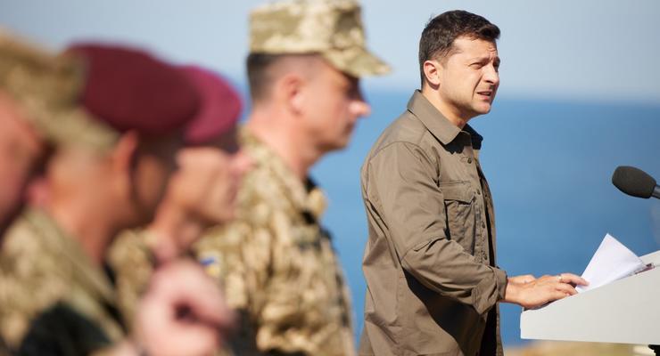 """Зеленский: Украина не принимает согласованную позицию США и Германии по """"Северному потоку-2"""""""