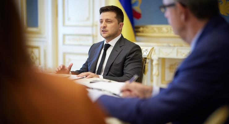 """Цены на газ в Украине поднимутся после запуска """"Северного потока-2"""", – Зеленский"""