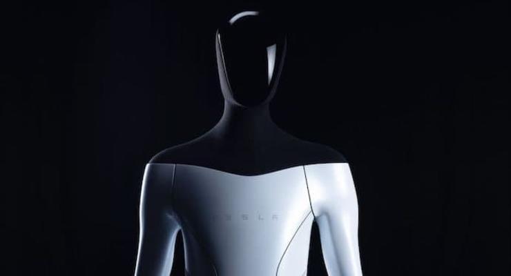 Tesla анонсировала создание человекоподобного робота: как он выглядит