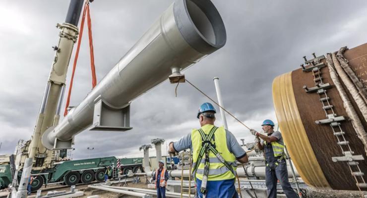 """""""Газпрому"""" придется продать """"Северный поток-2"""", — немецкие чиновники"""