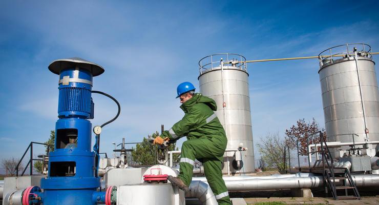 Цены на газ в Европе подскочили выше рекордного уровня в $670