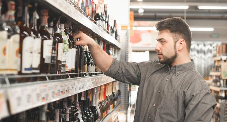 Алкоголь в Украине подорожает: в Кабмине пересмотрят алгоритм расчета минимальных цен