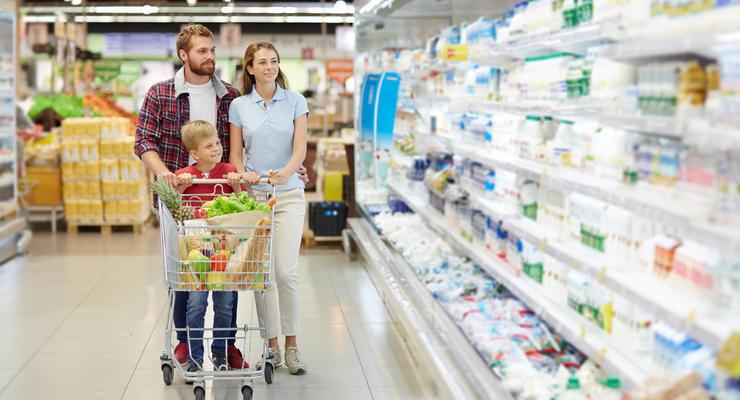 Цены в Украине растут: как изменилась стоимость продуктов за год