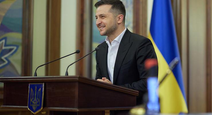 Украина получит 600 млн евро от Евросоюза, — Зеленский