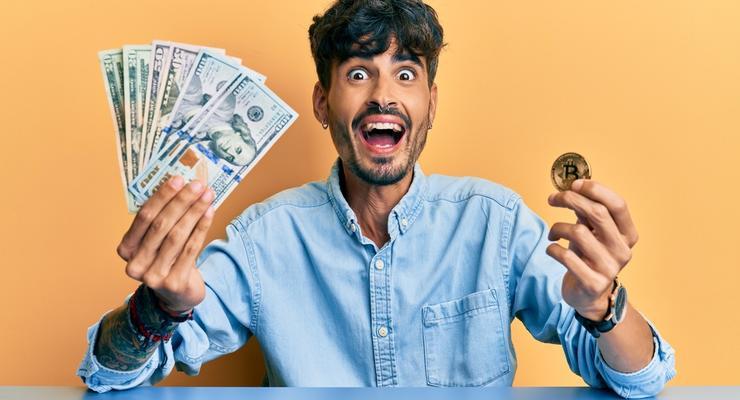 Купил криптовалюту в 2012 году и забыл: сколько заработал анонимный владелец биткоин-кошелька