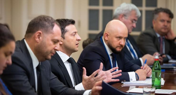 Зеленский предложил американскому бизнесу участвовать в трансформации Украины