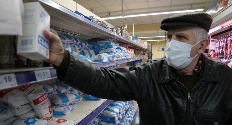 Когда в Украине перестанут расти цены на еду и одежду