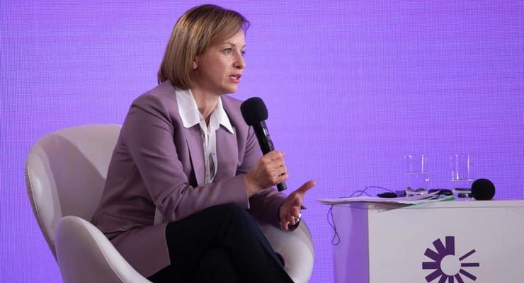 Украинцы смогут получать соцуслуги онлайн и в любое время, — Лазебная