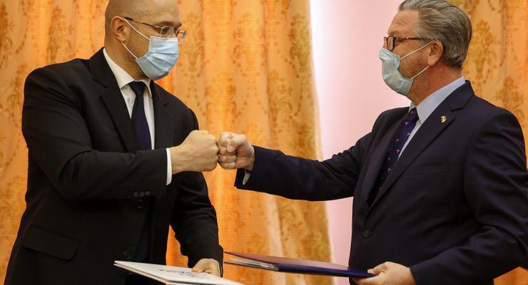 США выделят Украине $9 млн: Шмыгаль рассказал о планах на эти деньги