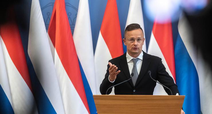 Венгрия ответила на обвинения Украины по газовому контракту с Россией
