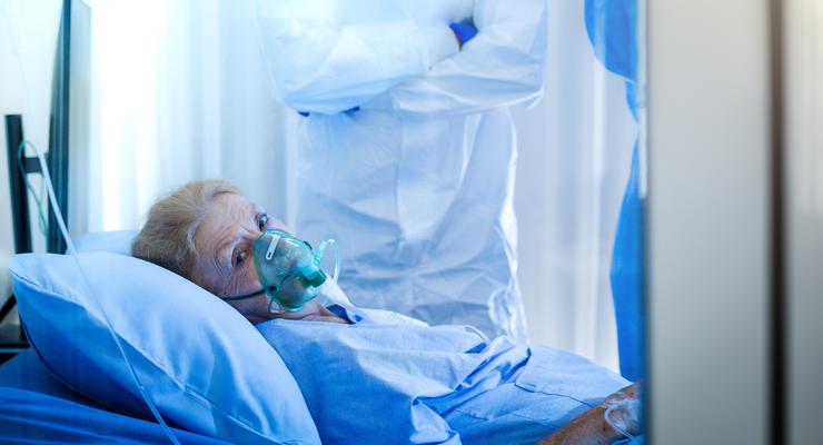 Кабмин выделил 400 млн грн на обеспечение ковидных больниц кислородом