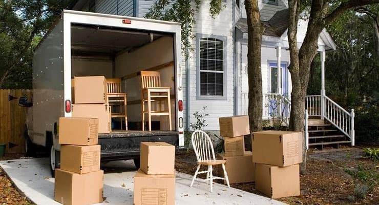 Комфортный квартирный переезд за границу