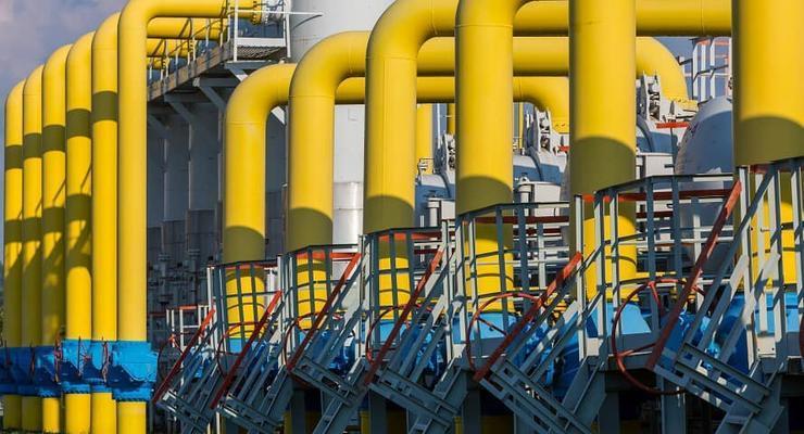 Закачка газа в подземные хранилища Украины остановлена: что происходит
