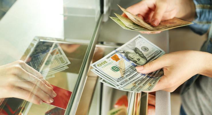 Курс валют на 7.10.2021: Доллар катится вниз