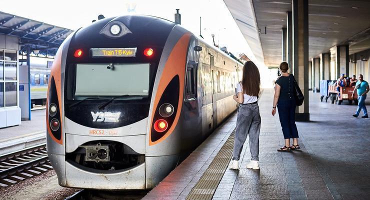 """Из Киева в Польшу: """"Укрзализныця"""" запускает еще один поезд """"Интерсити"""""""