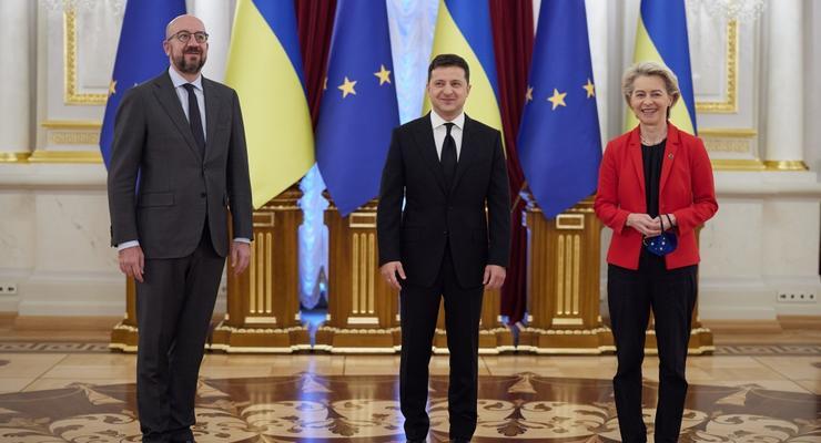 Что нужно Украине для вступления в ЕС – три пункта от ЕК