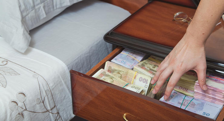Сколько денег получила Украина от налоговой амнистии: инфографика
