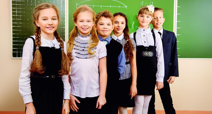 Родители в Украине чаще отдают детей в частные школы