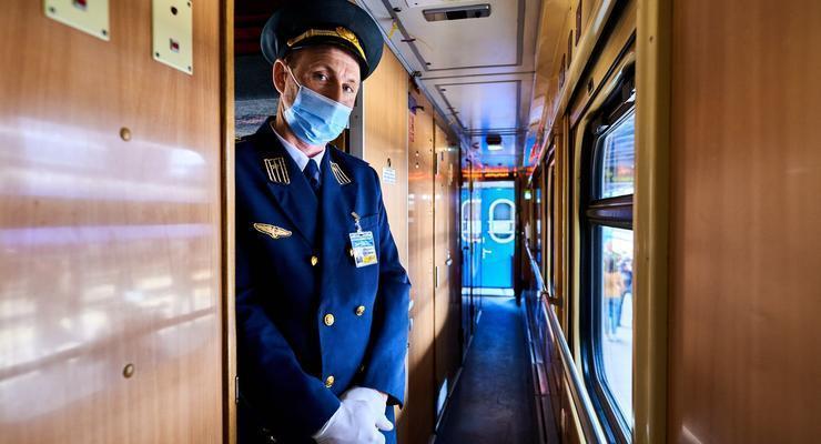 """В поезд не пустят без COVID-сертификата: """"Укрзализныця"""" ввела новые правила перевозок"""